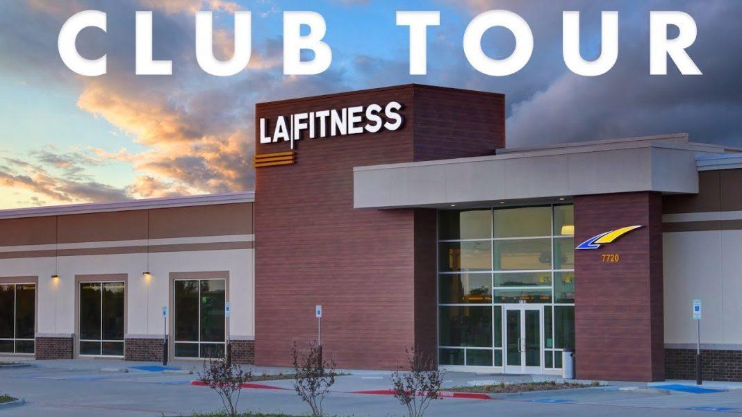 LA Fitness Gym Club